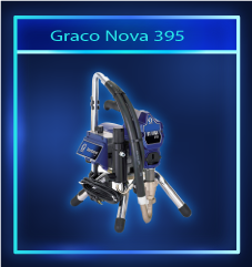 Graco nova 395 Paint Sprayer