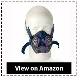 GVS Elipse P100 SPR457 Half Mask Respirator